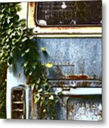 Lost In Time Metal Print by Carolyn Marshall