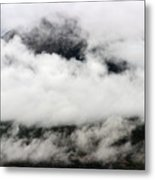 Lost Mountain Metal Print