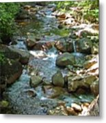 Lost River 1 Metal Print