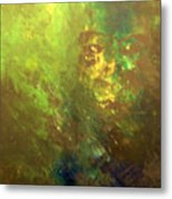 Lost Soul Or In The Garden Metal Print