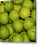 Lots Of Limes Metal Print