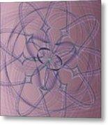 Lotus Flow 10-14-2015 #1 Metal Print