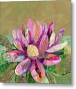 Lotus Series II - 2 Metal Print