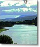 Lough Erne Metal Print