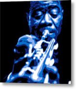 Louis Armstrong Metal Print by DB Artist