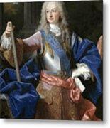 Louis De Bourbon Of Savoy. Prince Of Asturias. Later Louis I Of Spain  Metal Print