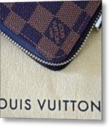Louis Vuitton Metal Print