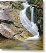 Louisville Brook - Bartlett  New Hampshire Usa Metal Print