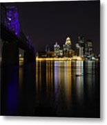 Louisville Kentucky 2 Metal Print