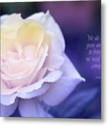 Love And Compassion Metal Print
