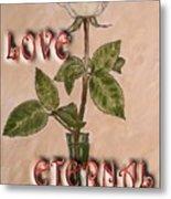 Love Eternal Metal Print