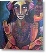 Love For Lakshmi Metal Print