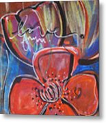 Love For You No.1 Metal Print