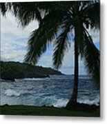 Love Is Eternal - Poponi Maui Hawaii Metal Print