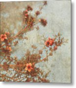 Love Is In Bloom Metal Print