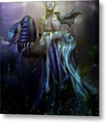Love Lost Metal Print