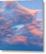 Love Shack Sunset Metal Print