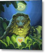 Love, Strength, Wisdom Metal Print