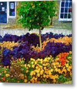 Lovely Colors Metal Print