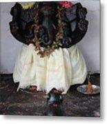 Lovely Ganesha, Valparai Metal Print