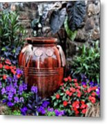 Lovely Garden  Metal Print
