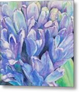 Lovely Lupine Metal Print