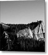 Lovers Leap Metal Print