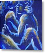 Lovers - Night Of Passion 4 Metal Print