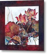 Lovers Without Memory Metal Print