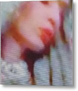 Love's Barefoot Shepherdess Metal Print
