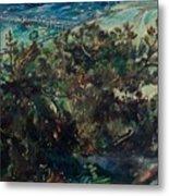 Lovis Corinth Tapes 1858-1925 Zandvoort Coast At Nienhagen. 1917th Metal Print