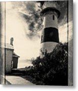 Low Head Lighthouse Metal Print