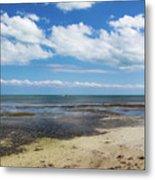 Low Tide In Paradise - Key West Metal Print