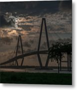 Lowcountry Grace Metal Print