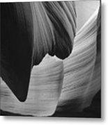 Lower Antelope Canyon 2 7923 Metal Print