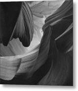 Lower Antelope Canyon 2 7925 Metal Print