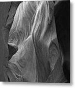 Lower Antelope Canyon 2 7946 Metal Print
