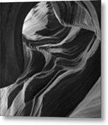 Lower Antelope Canyon 7712 Metal Print