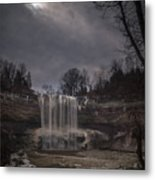Lower Ball's Falls Metal Print