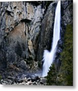 Lower Falls Metal Print