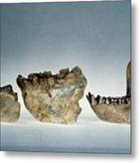 Lower Jawbones Metal Print