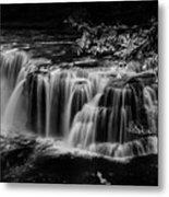 Lower Lewis Falls Washington State Metal Print