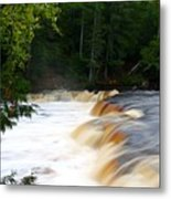 Lower Tahquamenon Falls Metal Print