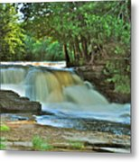 Lower Tahquamenon Falls Metal Print