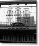 Lucas Movie House 1921 Metal Print