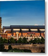 Lucas Oil Stadium Metal Print