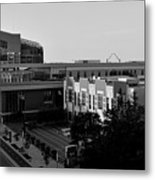 Lucas Stadium, Home Of The Colts Metal Print