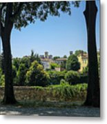 Lucca Italy Metal Print