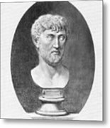 Lucretius (96 B.c.?-55 B.c.) Metal Print