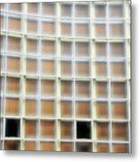 Lumina Squares Metal Print
